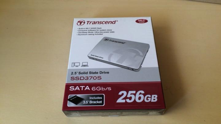 HDDからSSDに交換する