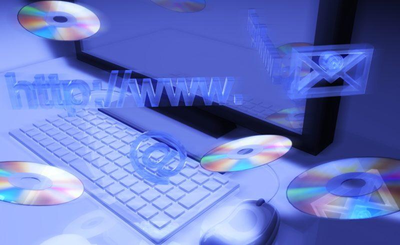 大容量のファイルをインターネットサービスを利用して相手へ送る方法