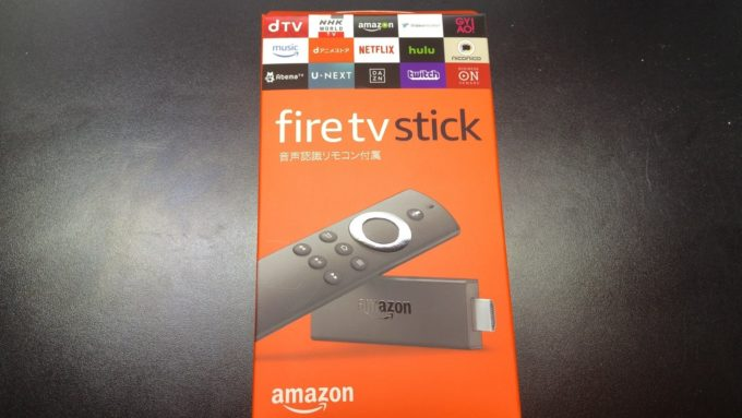 amazon Fire TV Stirckでプライム会員特典がさらに便利に