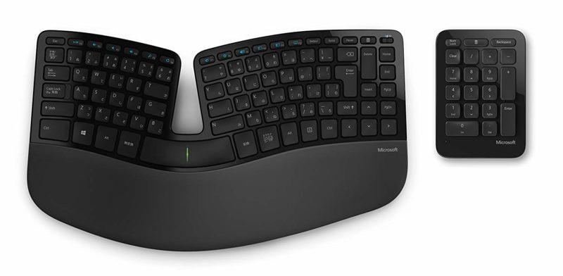 マイクロソフト Sculpt Ergonomic Keyboard for Business