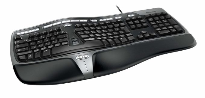 マイクロソフト Natural Ergonomic Keyboard 4000