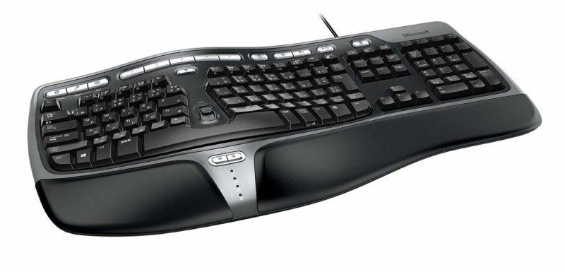 マイクロソフト Natural Ergonomic Keyboard 4000