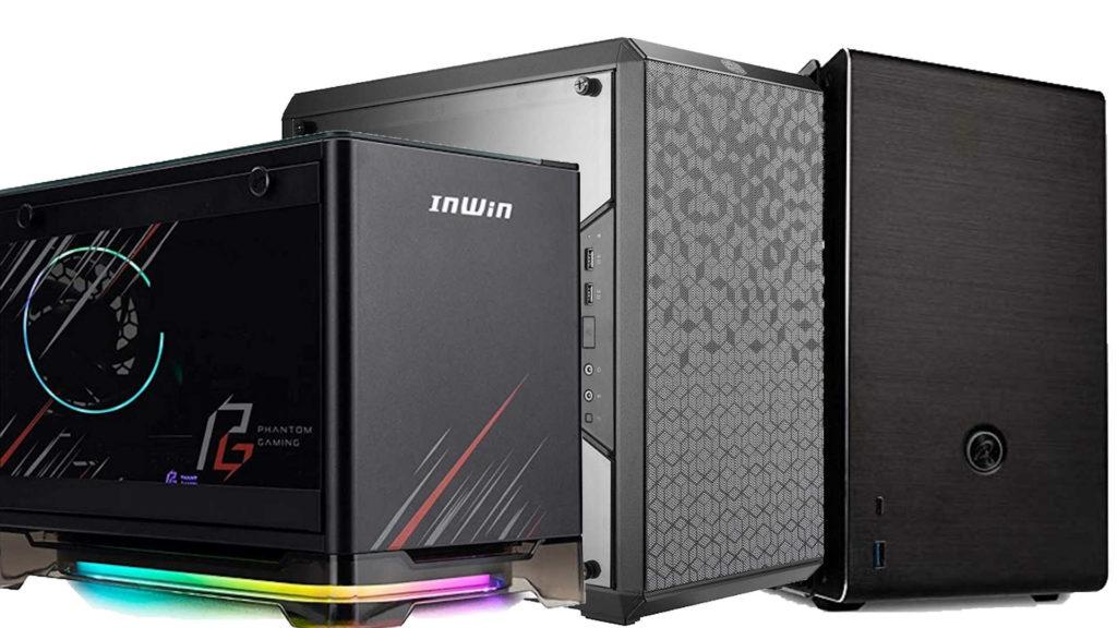 PCケースを変えたい!Mini-ITX対応でLEDが綺麗に映えるコンパクトPCケースおすすめ3選!