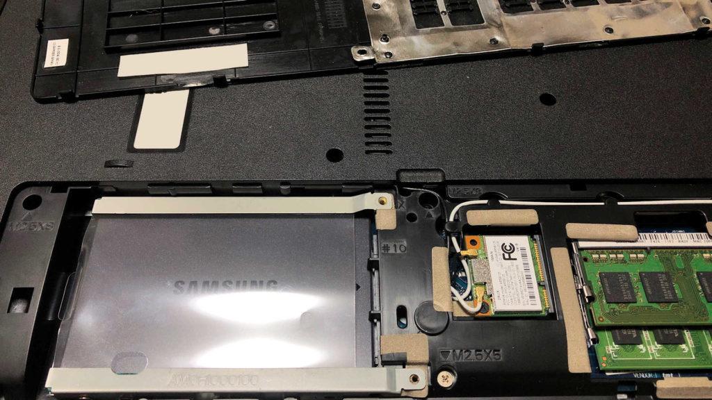 初めての方必見!Windows10ノートPCのHDDからSSDへ換装・交換方法!