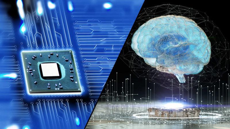 CPUは人間の頭脳に例えられる