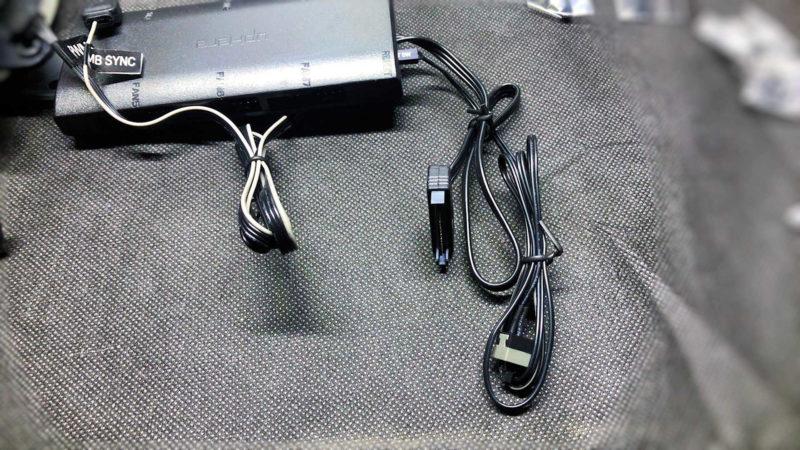 アドレサブルRGB/PWM7分岐LED制御コントローラー