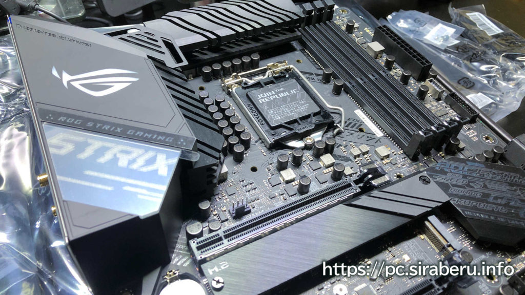 ASUS ROG STRIX Z490-G GAMING (WI-FI)第10世代Intel CPU用マザーボードのレビュー!