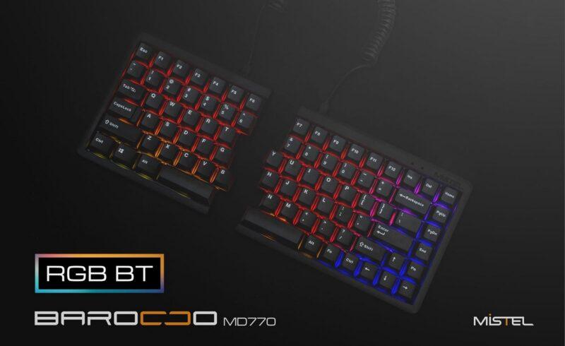 Mistel BAROCCO MD770 RGB BT