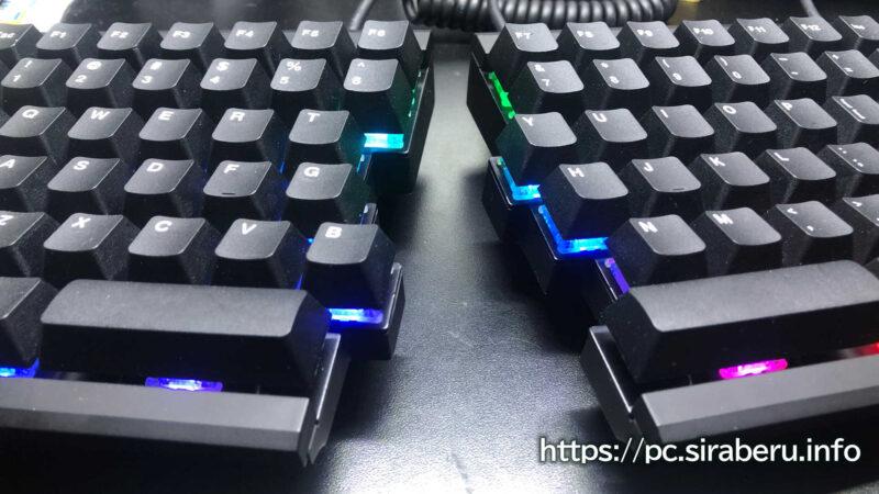 「Mistel BAROCCO MD770 RGB BT」のスペック等