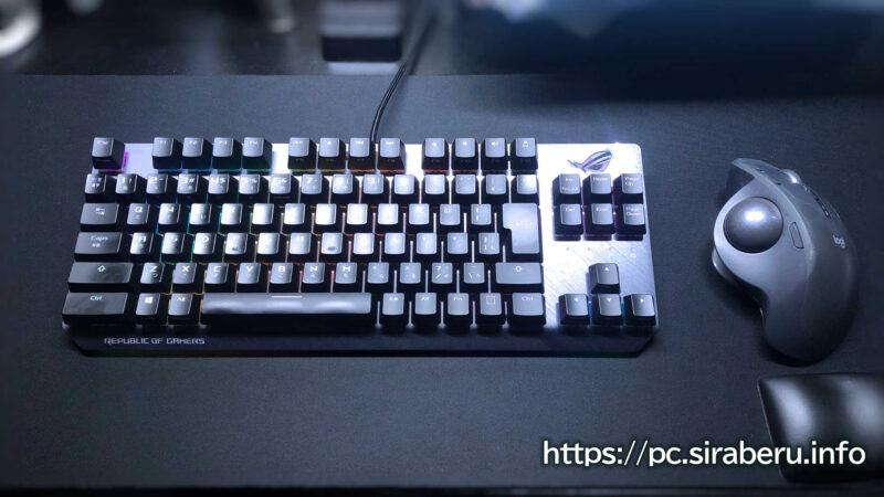 ゲーミングマウスパッド MP-G03BKのメリット